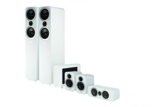 Q Acoustics 3050i Heimkinoset