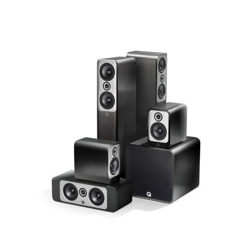 Q Acoustics Concept 50 5.1